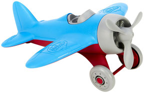 green toys, airplane, boys, girls, baby, boutique, kids, rehoboth,  aviation