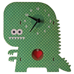 gift, home, decor, baby, boutique, store, shop, kids, beach, house, shower, present, clock, room, dinosaur, godzilla, monster, heart