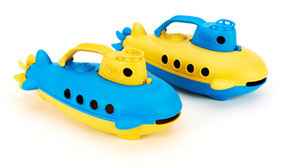 green toys, submarine, boys, girls, baby, boutique, kids, rehoboth,  aviation
