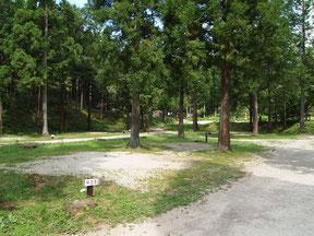 那須たかはらオートキャンプ場林間サイト