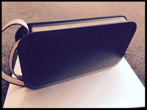 Bang & Olufsen Beoplay A2 Lautsprecher in schwarz