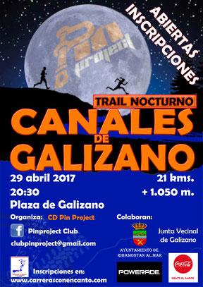 CANALES DE GALIZANO