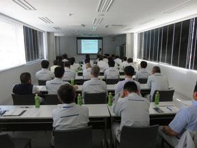 建設マネージメント四国高知営業所の職員たち
