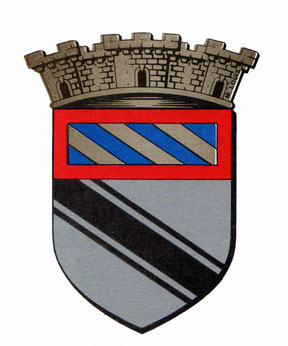 Armoiries de la commune d'Hallencourt