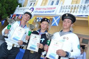 III Открытый слет юных моряков 29.07.2017-06.08.2017г.