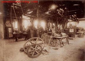 Innenfoto 4 der Landmaschinenfabrik von 1915