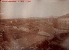 Außenfoto 3 der Landmaschinenfabrik von 1915