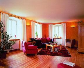 Wohnzimmer vom Stuckateur Gemmrigheim