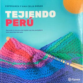 Libro de Tejiendo Perú