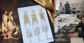 Die beste Ausbildung zum Modedesigner in Mannheim