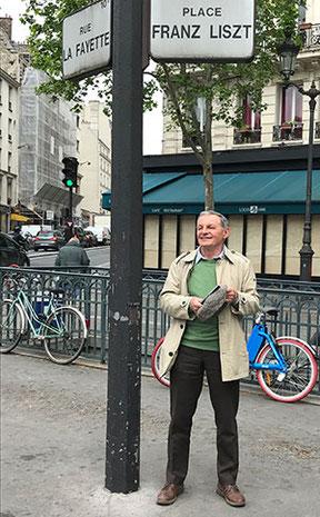 Szabo in Paris
