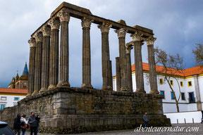 Römischer Tempel Evora