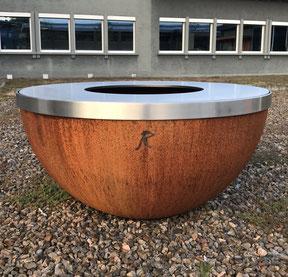 Tiba in Bubendorf BL - feuerkugel noun - partner von stahl-art Rufer