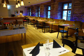 Das East West Restaurant Antik und Cool