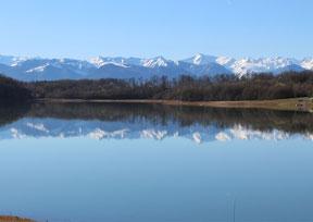 4 Lac gabas tourisme nord bearn madiran crédit Marjorie  Filho