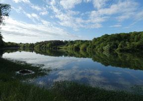 3 lac Arzacq tourisme nord bearn madiran crédit CC arzacq