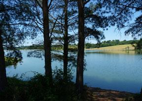Lac de Serres-Castet Tourisme Nord Béarn crédit photo SMT