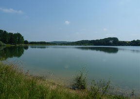 Lac de Corbère-Abères, Vic-Bilh/Madiran