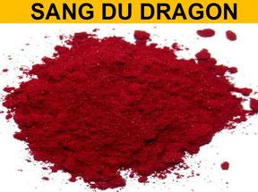 Sang du dragon - encens naturelle - Casa bien-être.fr