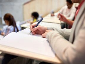 Vorlesung, Seminar, Prüfung, Leistung