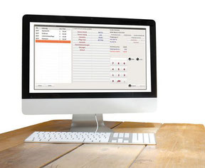 Kassensoftware / Kassensystem für Friseure - Desktop, Tablet und Handy