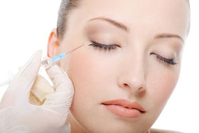 Skin clinic neath Botox injections