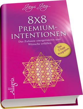 Nr. 3 der Bestseller im Shop: 8 x 8 Premiumintentionen Set