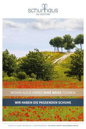 Schaufenster-Poster