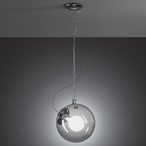suspension eclairage artemide