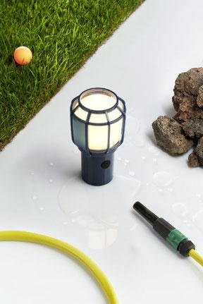 lampe nomade pour le jardin