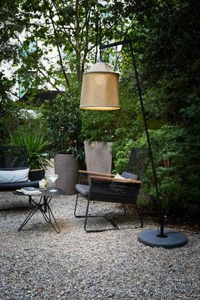 lampadaire exterieur jardin eclat reims