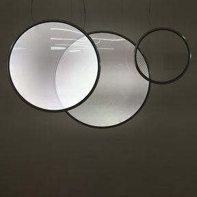 suspension eclairage artemide design
