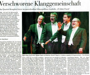Kieler Nachrichten vom 30.05.2013