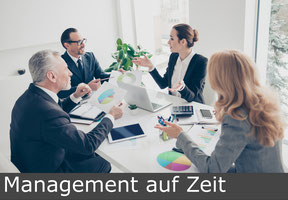 Management auf Zeit