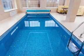 Faserzementplatte für Schwimmbäder