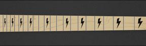 Lightning Bolt - Black