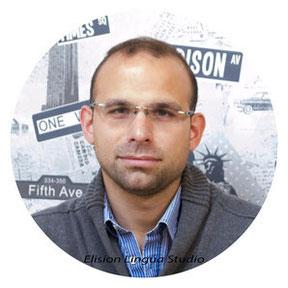 Michael репетитор носитель французского языка. Французский с носителем Москва. Elision Lingua Studio.