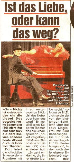 BILD-Zeitung 2012