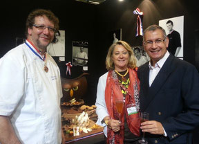 SALON DU CHOCOLAT MOF - FEDERATION PATISSIER