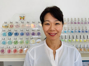 自然療法士 西宮京子