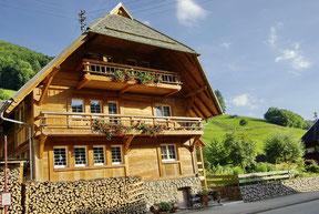 Schwarzwaldhaus im Münstertal