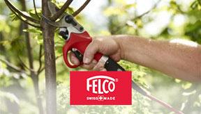 Felco elektrische Rebscheren, Baumscheren und Gartenscheren bei Medl GmbH - Landtechnik Großhandel