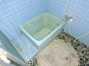 お風呂の床のリフォ-ム