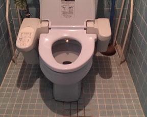 トイレのリフォ-ム 岐阜市