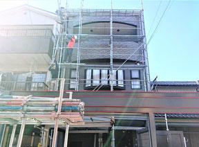 岐阜県岐阜市 激安、外壁塗装工事