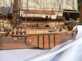Schiffsmodell Olandese