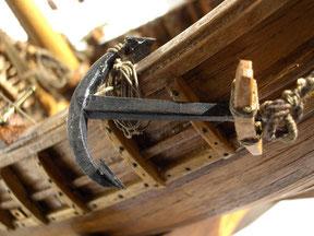Schiffsmodell Pinta