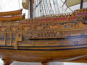 Schiffsmodell Royal Katherin