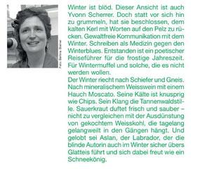 CD-Cover Wintergrüen Rückseite