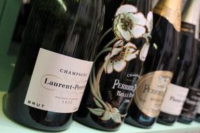 Champagner von ausgesuchter Qualität